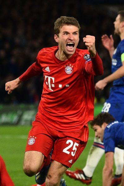 El Bayern Munich se da un festín en Londres