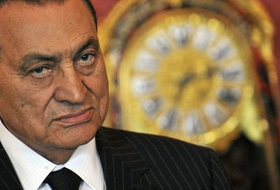 Falleció el expresidente egipcio Hosni Mubarak