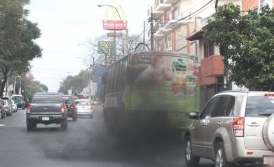 MOPC secuestrará buses con más de 20 años a partir de hoy