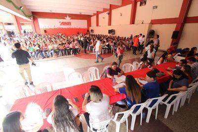 Catorce empresas se unen hoy a la feria de empleos de la ANR, dirigida a jóvenes, limpiavidrios y cuidacoches