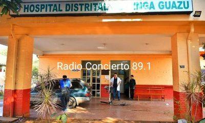 Hurtan equipos médicos en Minga Guazú