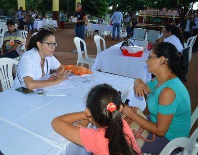 Ciudad Mujer Móvil marca presencia en Alto Paraná