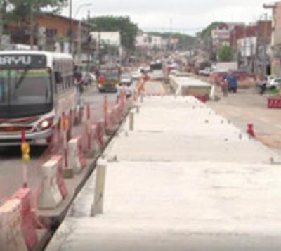 Fallido Metrobús: MOPC exige millonario resarcimiento a Mota Engil