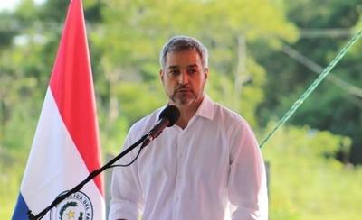 """HOY / Preocupación presidencial por el qué dirán: """"No pueden decir que soy haragán"""", dice Abdo"""