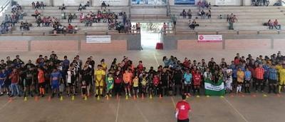 Desfile de equipos y lluvia de goles en el primer fin de semana del torneo del DBN