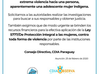 Exigen activar protección parala niñez indígena en situación de calle