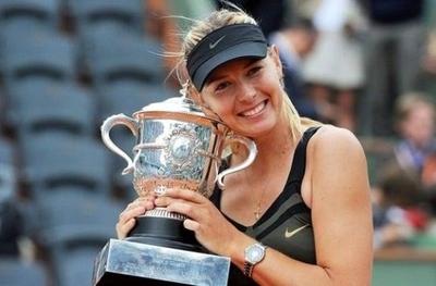 HOY / Sharapova anuncia su retiro del tenis