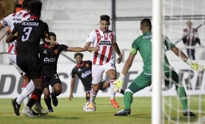 Con Bernardo Medina, Atlético Grau quedó eliminado de la 'Suda'