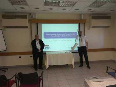 INVESTIGADORES PARAGUAYOS PRESENTARON UN ARTÍCULO CIENTÍFICO EN ISRAEL