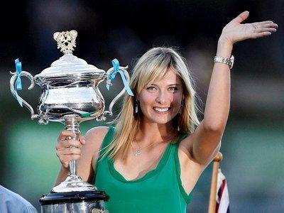 Sharápova, la princesa siberiana que conquistó el mundo del tenis
