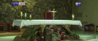 Roban instrumento de una iglesia Encarnación