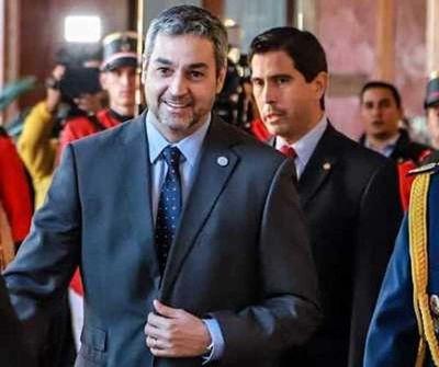 Abdo participará de asunción de Lacalle en Uruguay