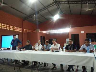 Realizaron Audiencia Pública para socializar acciones previstas en el lago Ypacaraí