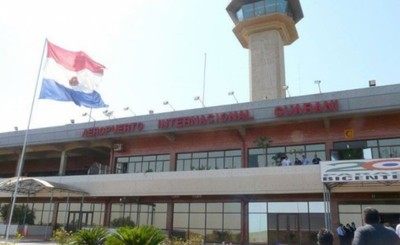 Falsa alarma por coronavirus en Aeropuerto Guaraní