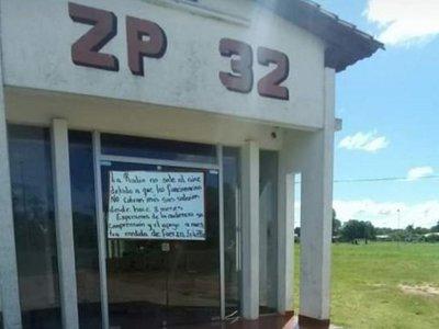 Empleados de radio en San Pedro, con medida de fuerza por falta de pago