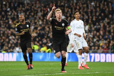 Manchester City asalta el Bernabéu
