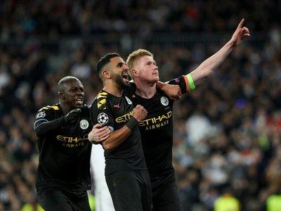 El City destapa las carencias del Madrid