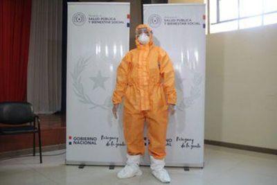 Nuevo caso sospechoso de coronavirus en Paraguay se suma a dos descartados