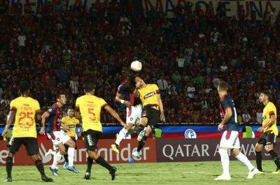 Cerro Porteño pierde por goleada y queda fuera de la Copa Libertadores