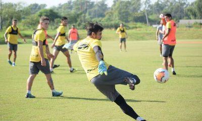 Guaraní va en busca de la clasificación
