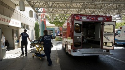 California registra el primer posible caso del nuevo coronavirus no relacionado con el turismo