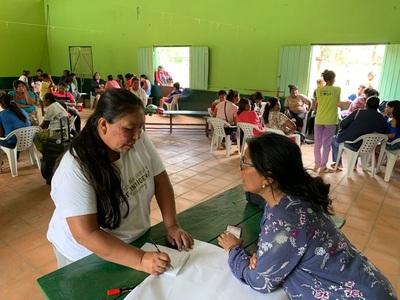 Mujeres indígenas preocupadas por situaciones de niñas y adolescentes