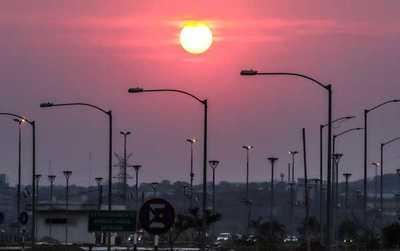 Se anuncia jueves soleado con vientos del sureste