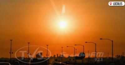 Meteorología anuncia jornada soleada con vientos del sureste