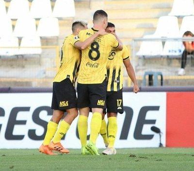 Copa Libertadores: Guaraní aguarda con gol de ventaja a Palestino