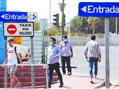 """""""En los metros y trenes de España se siente el temor"""""""