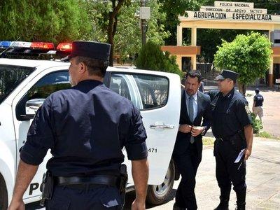 Ulises Quintana hace un nuevo pedido para salir de la cárcel