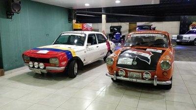 Dos duplas paraguayas correrán el Gran Premio del Uruguay