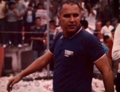 Cerro Porteño rinde sentido homenaje a Valdir Espinosa