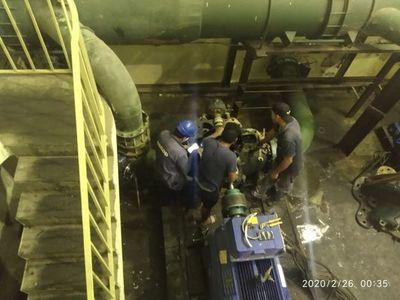Falta agua por culpa de equipos obsoletos de la Essap