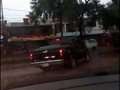 4 EX FUNCIONARIOS DEL MUNICIPIO ENCARNACENO A JUICIO ORAL POR HURTO DE COMBUSTIBLE