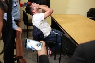 Confirman pena de 9 años a policía que disparó a diputado