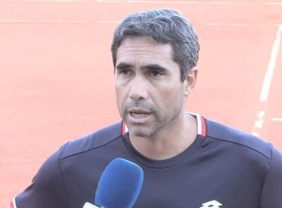 Ramón Delgado lidera al equipo en Copa Davis