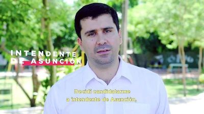 Diputado Villarejo también se lanza por la intendencia de Asunción
