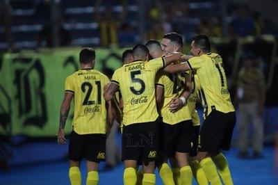 Guaraní doblega a Palestino y clasifica a fase de grupos de la Libertadores