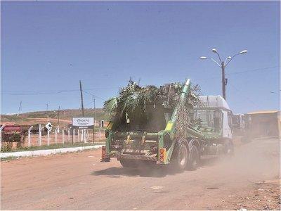 Para CGR adquisición de camiones por más   de G. 67.000 millones es dudosa
