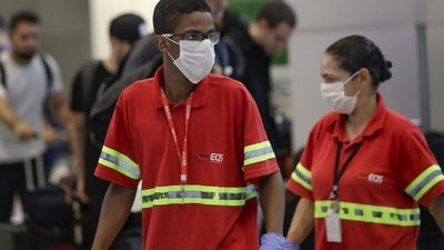 Alerta máxima en San Pablo, Brasil, por el avance del coronavirus