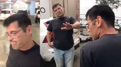 Suspenden audiencia de imposición de medidas para hombre que agredió a su pareja en un shopping
