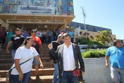 Lambaré: Desvío de Gs. 15 mil millones durante gestión de Armando Gómez