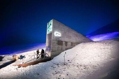 El Arca de Noé vegetal crece en el corazón del Ártico