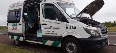 Denuncian que ambulancias del SEME caen a pedazos y nuevos son desmantelados