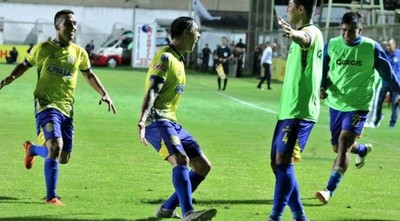 Capiatá escapa del promedio con un triunfo frente a San Lorenzo