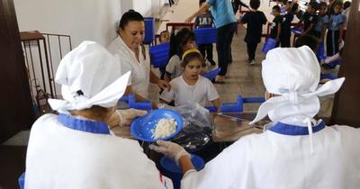 Alimentos disminuyeron por sobrepeso en niños, según MEC
