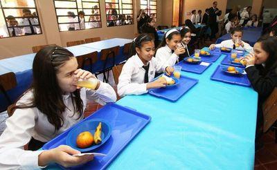 MEC: disminución en merienda escolar es para controlar sobrepeso en alumnos