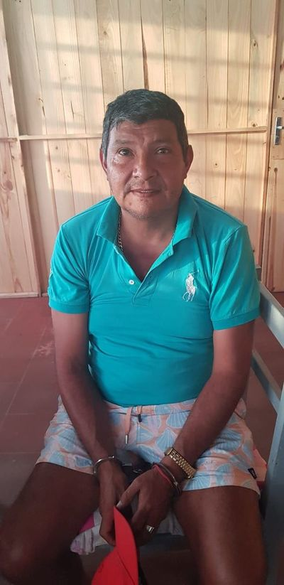 Detienen a hermano de narco argentino en Ñeembucú