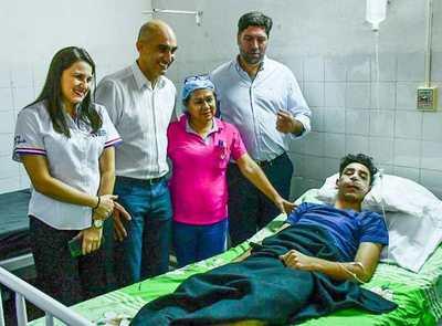 Con más de 100 cirugías de alta complejidad, culminó programa Ñemyatyro Paraguay